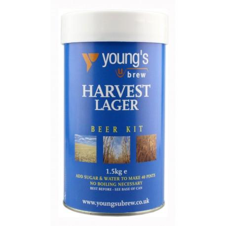Harvest Lager Kit  Youngs- 40 Pint