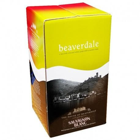 Beaverdale - Sauvignon Blanc - 30 Bottle Wine Kit
