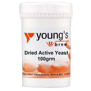 dried-active-yeast-100g for sale