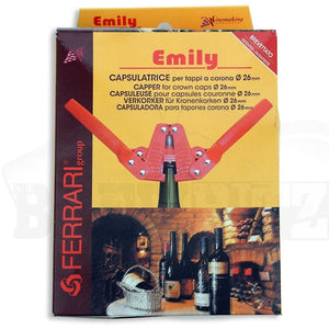 Emily Twin Lever Beer Bottle Capper