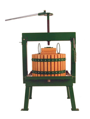 Apple (Cider) Crossbeam Press - 20 Litre - Vigo