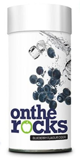 On The Rocks Cider Kit - Blueberry - 40 Pint