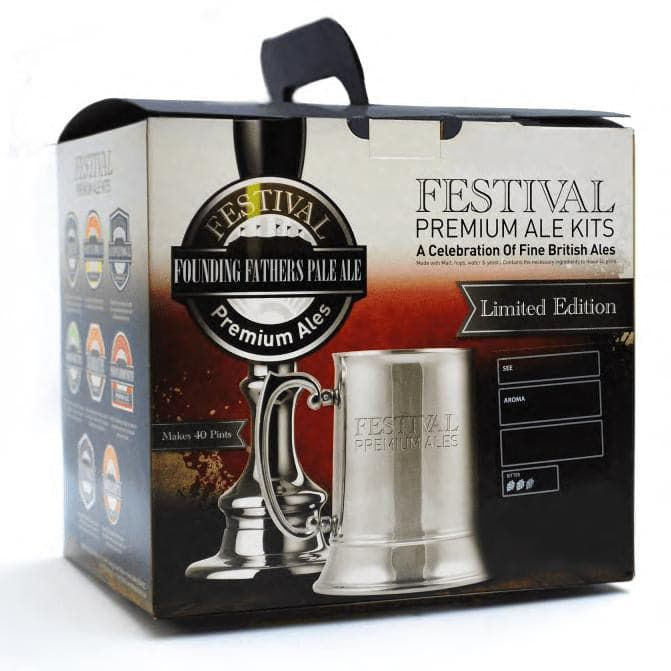Festival Ales - Founding Fathers - 40 Pint Beer Kit