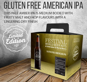 festival-ales-gluten-free-american-ipa-40-pint-beer-kit for sale