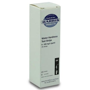 Harris Filters - Water Hardness Test Strips