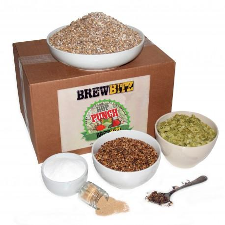 Brewbitz Hop Punch IPA All Grain Ingredient Kit - 5 Gallons