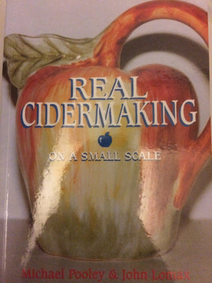 real-cidermaking-on-a-small-scale-cider-homebrew-book for sale