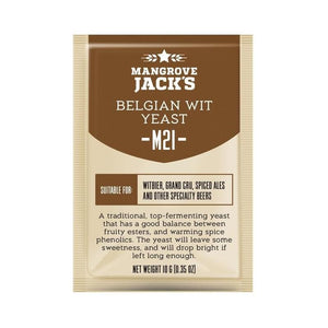 mangrove-jacks-belgian-wit-yeast for sale