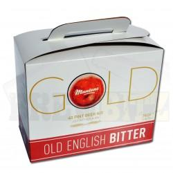 Muntons Gold - Old English Bitter - 40 Pint Beer Kit