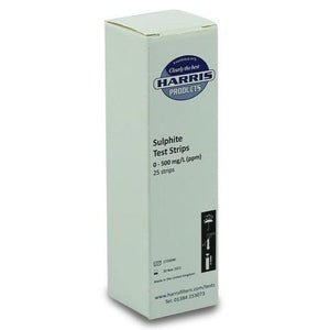 Harris Filters - Sulphite Test Strips