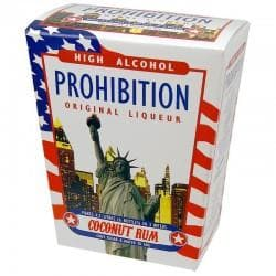 Coconut Rum Flavour - Prohibition - High Alcohol Spirit Kit - Original