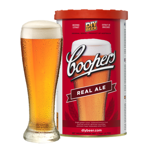 Coopers - Real Ale - 40 Pint Beer Kit