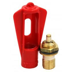 pin-valve-to-fit-barrel-cap-8g-co2-cartridge-holder-no-gas for sale