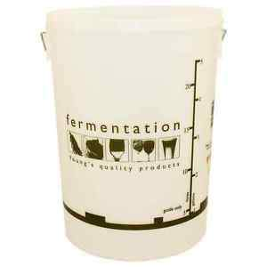 25 Litre Youngs Fermentation Bucket & Lid