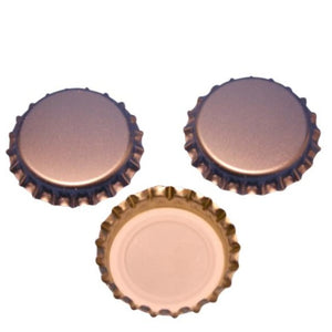 Crown Caps Brown - 40 Pack