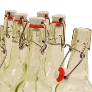 Replacement Swing Tops for Swing Top Bottles (grolsch type) Bottles - 6 Pack