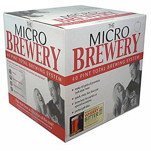 Micro Brewery Starter Kit with Woodfordes Wherry Beer Kit