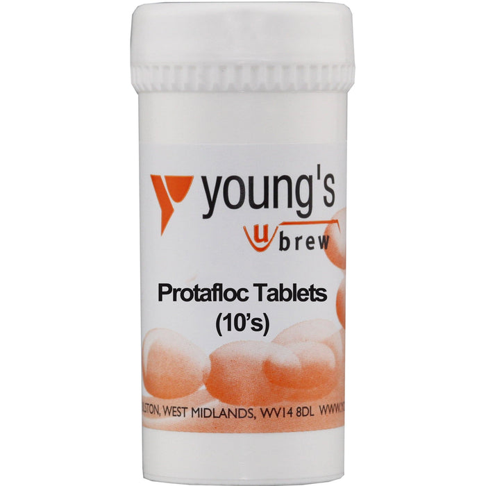 Protafloc Copper Fining Tablets - 10's - Youngs