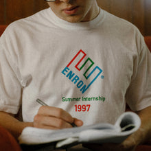 Load image into Gallery viewer, Enron Summer Internship Shirt (Now on 11WallSt.co)