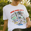 New York Map Shirt