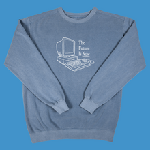 Load image into Gallery viewer, Future is Now Crewneck