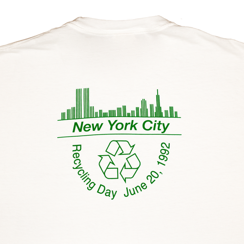 NYC Recycling Day Shirt