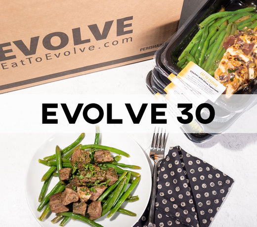 Evolve 30 Chef's Choice Meal Plan