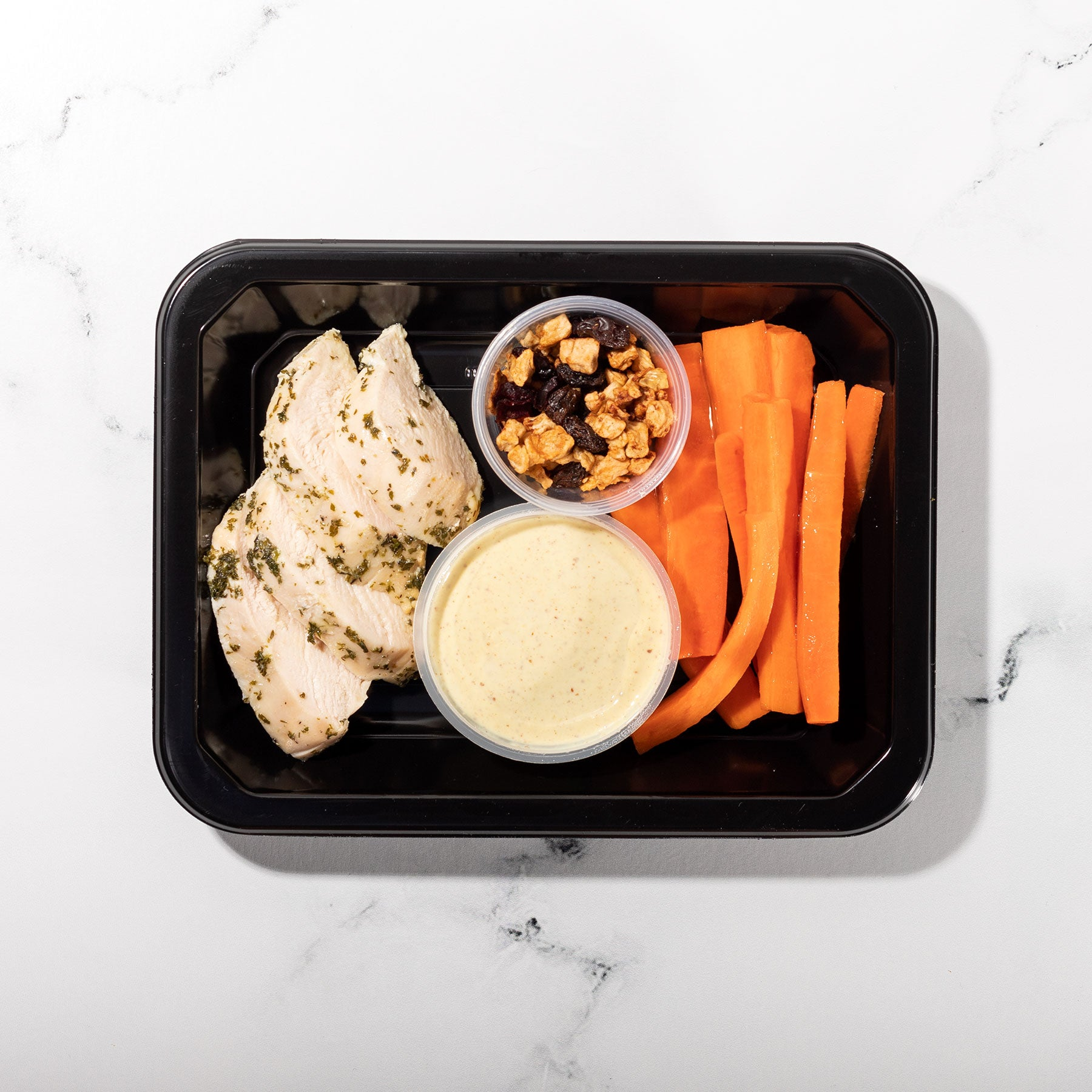 Herb Chicken Grab and Go