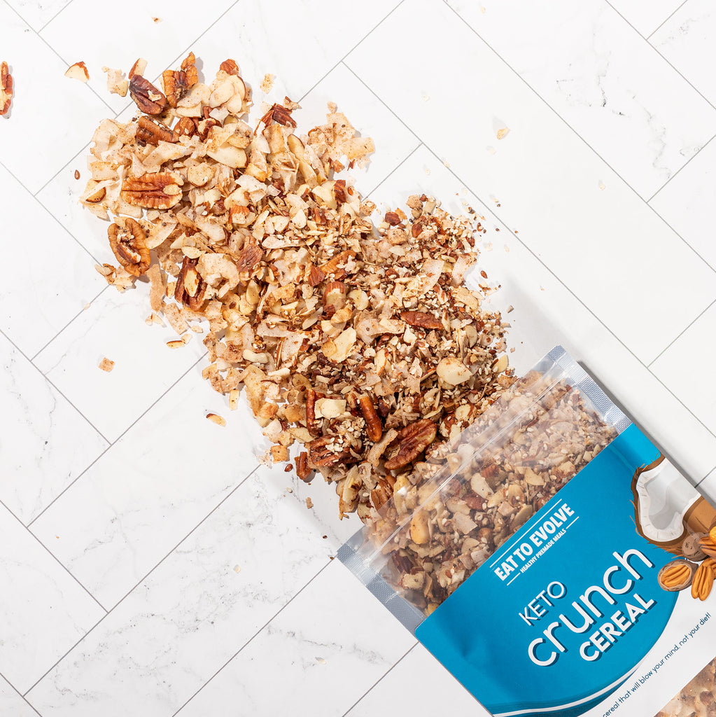 Keto Crunch Cereal