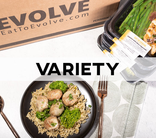 Variety Chef's Choice Meal Plan
