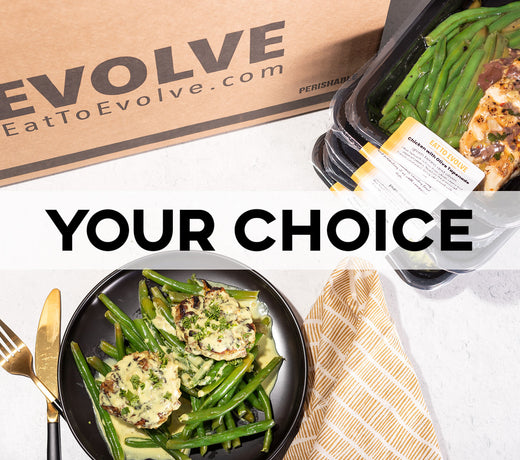 Your Choice Meal Plan