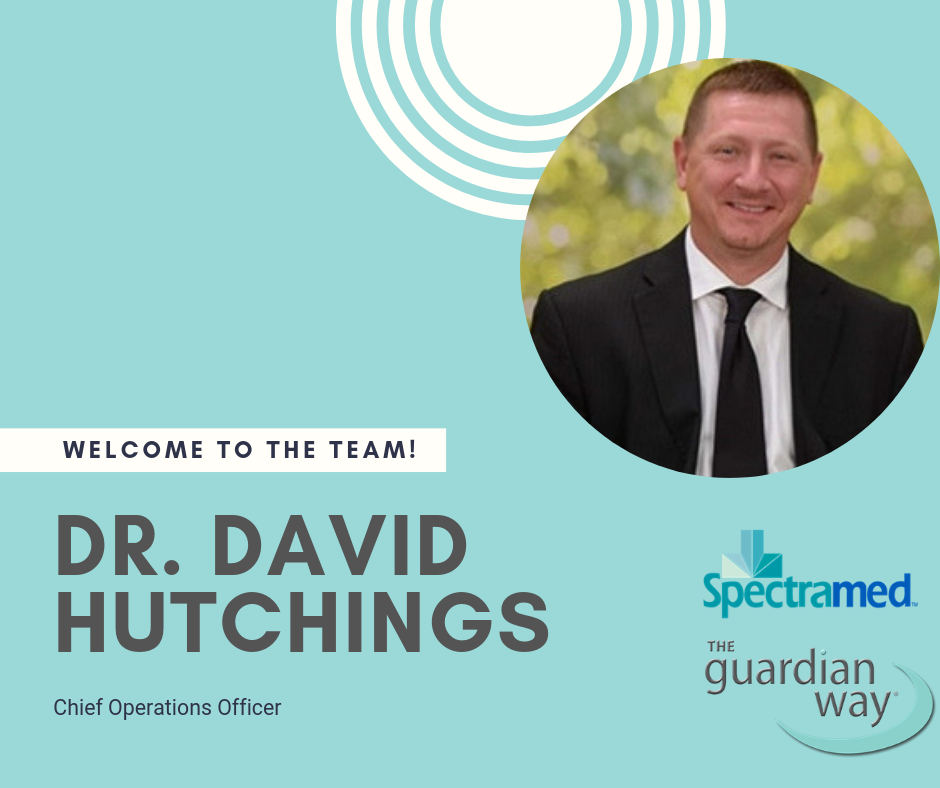 Welcome to the team, Dr. David Hutchings!