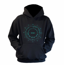 Load image into Gallery viewer, DIAL HOODIE - GREEN