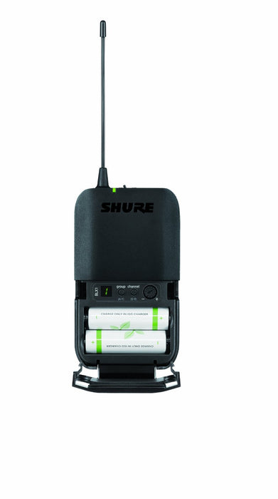 Shure BLX14R/W93 Lavalier Microphone System