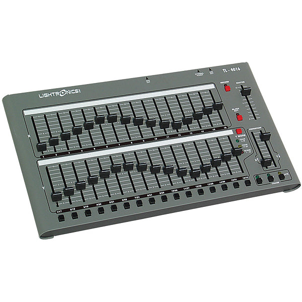 Lightronics TL4016 (32 Channels x 16 Scenes) Control Console