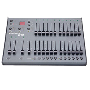Leprecon LP-612 Microplex DMX/Analog Console
