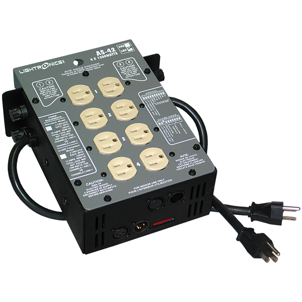 Lightronics AS42L Portable Dimmer