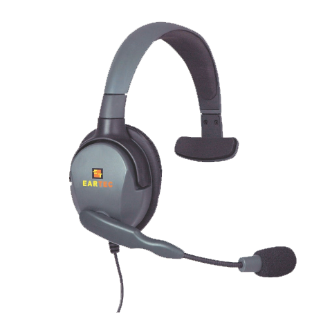 Eartec Max 4G Single Muff Headset