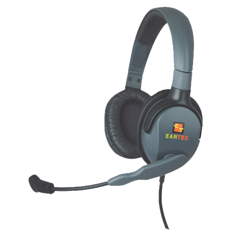 Eartec Max 4G Double Muff Headset