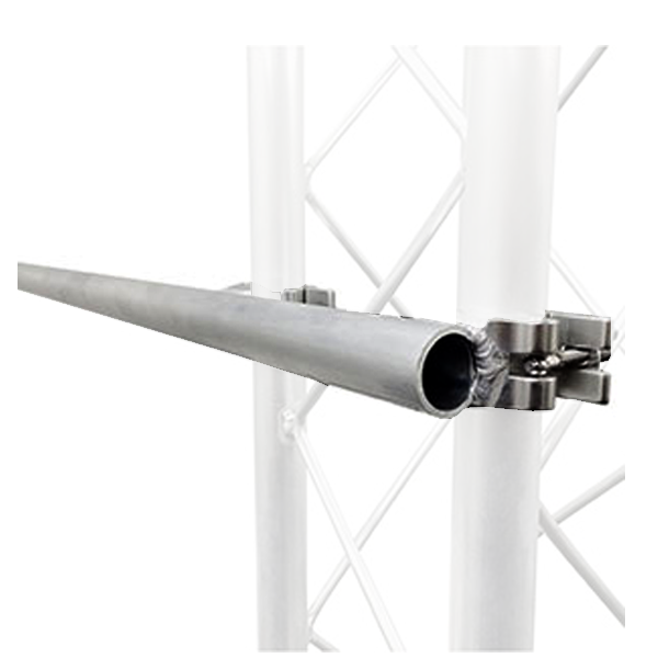 "Global Truss GT-BA34 36"" Boom Arm with 2"" Tubing"