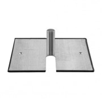 "16"" x 14"" Slip-Fit Base - 2"" x 6"" Pin (w/ Edge Protector)"