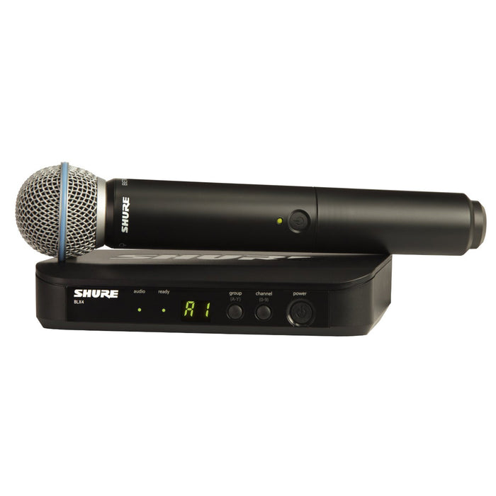 Shure BLX24/B58 Handheld Microphone System