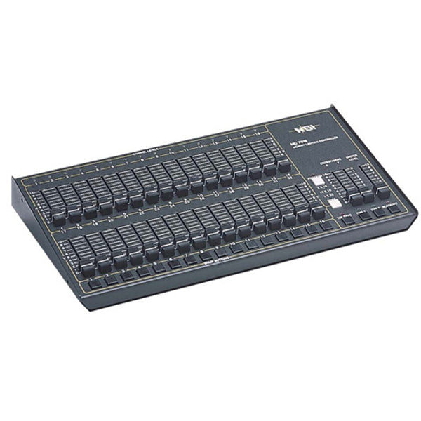 NSI/Leviton N7016-D00   2 Scene, 16 Channel Dimming Console