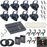 Professional PAR Lighting Package with 8 Lights