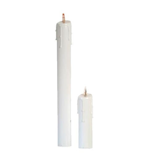 City Theatrical 12 Inch Incandescent Flicker Candle