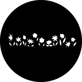 GAM Fairytale Flowers Gobo Pattern