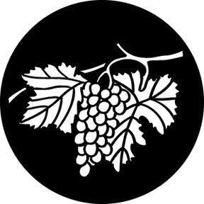Rosco Hanging Grapes Gobo Pattern