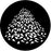Rosco Vanishing Triangles Gobo Pattern