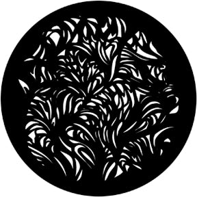 Rosco Undergrowth Gobo Pattern