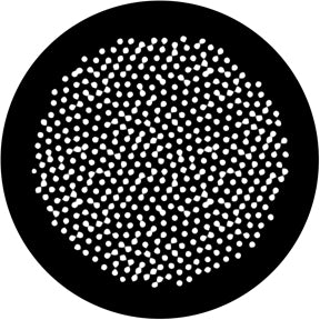 Rosco Egg Dots Gobo Pattern